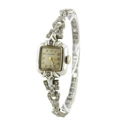Wittnauer Diamond Ladies Watch