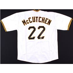 Andrew McCutchen Signed Pirates Jersey (JSA)
