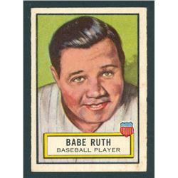 Babe Ruth 1952 Topps Look N See #15