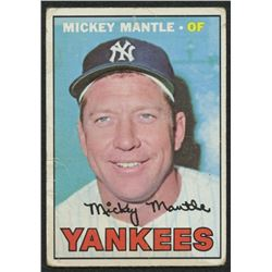 Mickey Mantle 1967 Topps #150