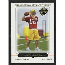 Aaron Rodgers 2005 Topps #431 RC