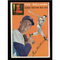 Ted Williams 1954 Topps #1