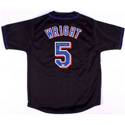 David Wright Signed Mets Jersey (MLB Hologram)
