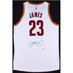 LeBron James Signed Cavaliers Authentic On-Court Jersey (UDA COA)