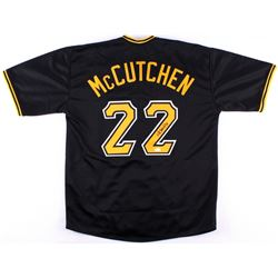 Andrew McCutchen Signed Pirates Jersey (JSA COA)