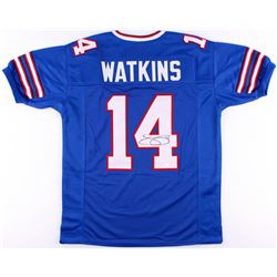 Sammy Watkins Signed Bills Jersey (JSA COA)