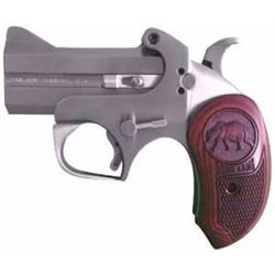 *NEW* BOND ARMS BROWN BEAR *CA COMPLIANT* 45 COLT WITH DRIVING HOLSTER 855959008849