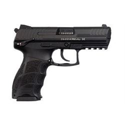 "*NEW* HECKLER AND KOCH P30S DA/SA 40S&W 13+1 3.86"" Ambi Safety Interchangeable Grip Blk 642230247390"