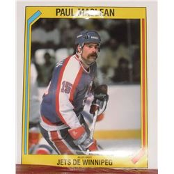 Paul Maclean hockey player
