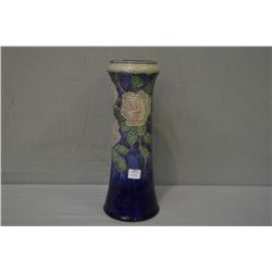 "Large antique Royal Doulton glazed china vase circa 1915, 12 1/2"" in height"