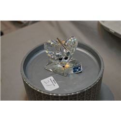 Swarovski crystal mouse with original packaging