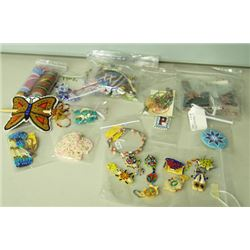 Indian Beadwork Lot