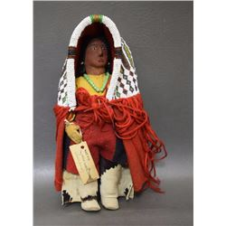 ASSINIBOINE DOLL