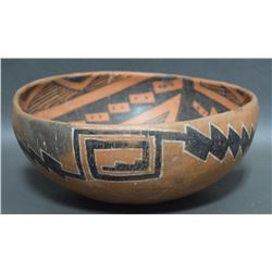 SAINT JOHNS POTTERY BOWL