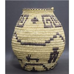 UTE BASKETRY OLLA