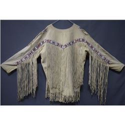 PLAINS BEADED SHIRT