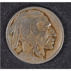 1913-S TYPE-2 BUFFALO NICKEL GOOD+  KEY DATE