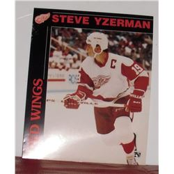 Steve Yzerman (ice hockey)