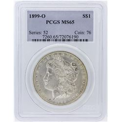 1899-O PCGS MS65 Morgan Silver Dollar