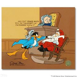 Santa on Trial by Chuck Jones