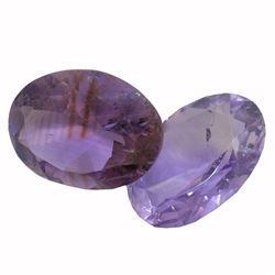 28.22ctw Oval Mixed Amethyst Parcel