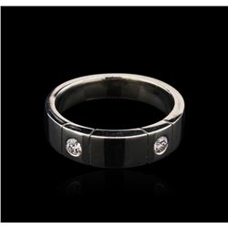 0.30ctw Diamond Ring - Platinum