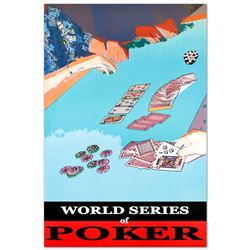 World Series Of Poker by Grossman and DeThomas