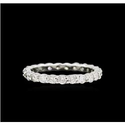 0.75ctw Diamond Ring - 14KT White Gold