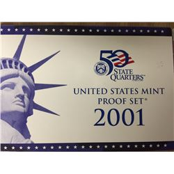 2001, 2002, 2004 proof mint sets