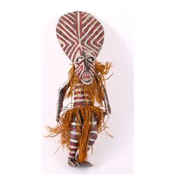 African voodoo doll from the North West region of