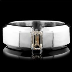 14K Gold 0.42ctw Diamond Ring