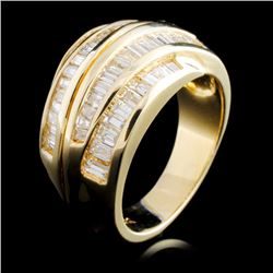 14K Gold 1.68ctw Diamond Ring