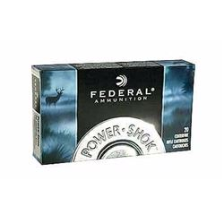 *AMMO* Federal 3006B Power-Shok 30-06 Springfield Soft Point 180GR (200 ROUNDS) 029465084585