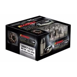*AMMO* BARNES TAC-XPD 380ACP 80GR HP (200 ROUNDS) 716876138081