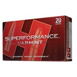*AMMO* HORNADY SUPER SHOCK TIP 243 WINCHESTER 95GR (100 ROUNDS) 090255804638