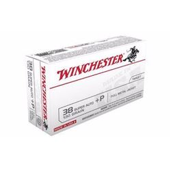 *AMMO* Winchester Ammo Q4205 USA 38 Super +P FMJ 130 GR (300 ROUNDS) 020892201965