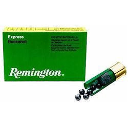"*AMMO* REMINGTON 12B1 12ga 1 Buck 2.75"" 16 Pellets Buckshot Express (200 ROUNDS) 047700019802"