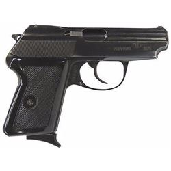 "CIA HG3279G P64 Makarov Double 9x18 Makarov 3.3"" 6+1 Black Plastic Grip Blued 787450234338"