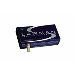 (AMMO) SPR LAWMAN 9MM 147GR TMJ (500 ROUNDS) 076683536204