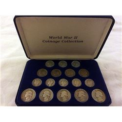 WW II Coinage Collection