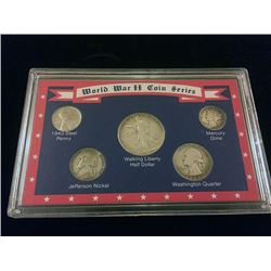WW II Coin Series