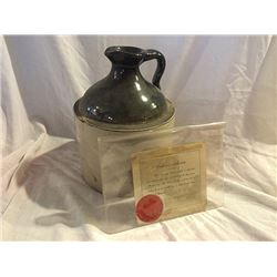 Calvin Coolidge Molasses Jug