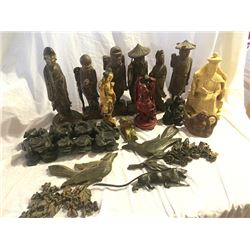 Asian Collectibles Lot