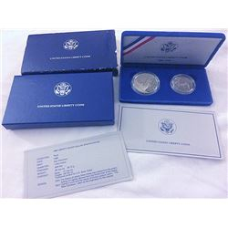 1986 Liberty Proof Set