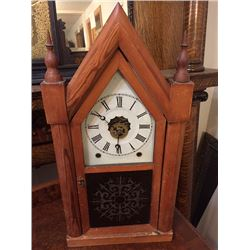 Ansonia Steeple Shelf Clock