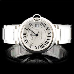Ballon Bleu de Cartier SS Watch