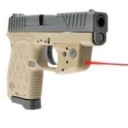 LaserLyte UTADBT Trigger Guard Laser UTA Diamondback 380/9mm Tan Red Laser .689706211523