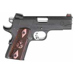 "*NEW* SPRINGFIELD ARMORY 1911 Range Officer Compact 45ACP 4"" 6+1 Cocobolo Grip 706397897222"