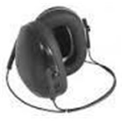 (2) 3M Peltor 97043 Tactical Electronic Hearing Protection Muffs Black/Gray .078371970437