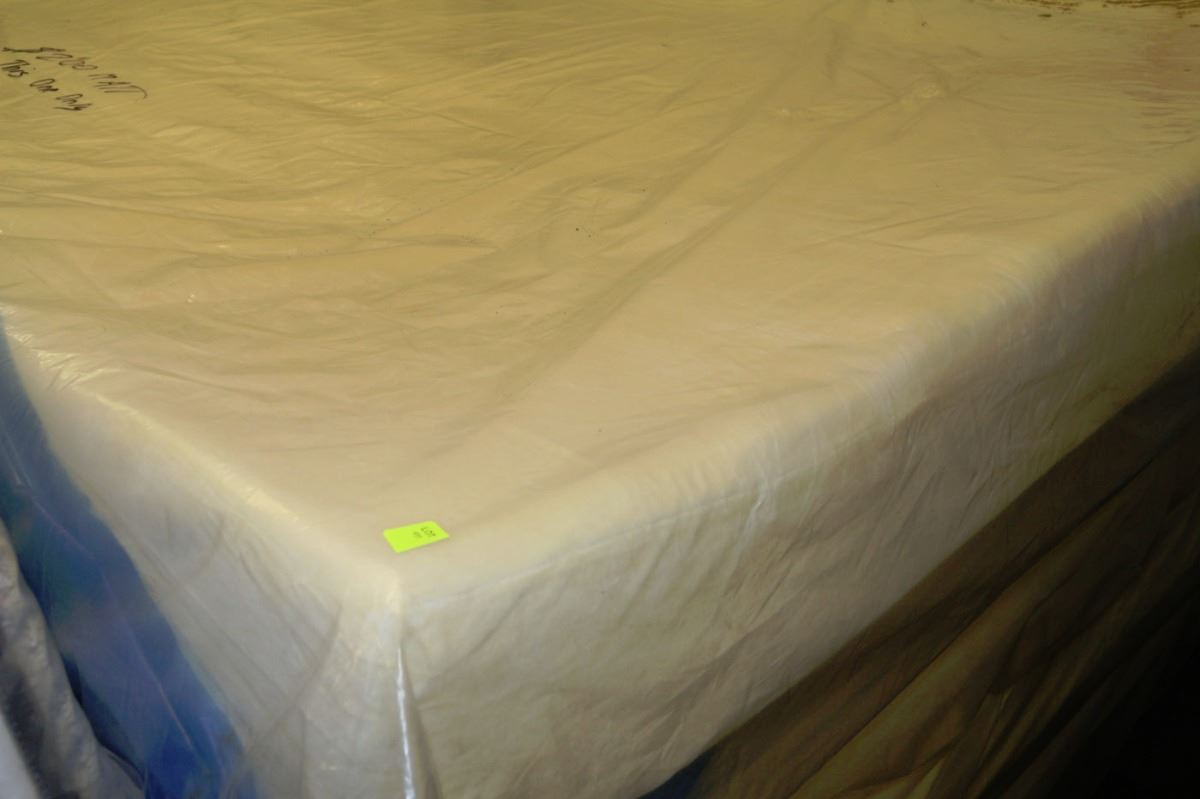 New King Size Foam Mattress With Washable Cover